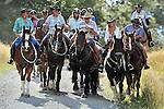 2015 MPC Horse Trek, Day 1