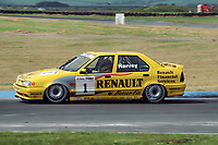 1993 British Touring Car Championship. #1 Tim Harvey (GBR). Renault Dealer Racing. Renault 19 16v.