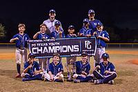 2020 Lightning Baseball Team