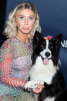 """LOS ANGELES - SEP 10:  Julianne Hough, Falco at the """"America's Got Talent"""" Season 14 Live Show Red Carpet at the Dolby Theater on September 10, 2019 in Los Angeles, CA"""