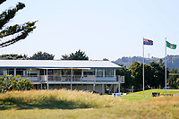 General View during the finals of the New Zealand Amateur Golf Championship, Poverty Bay Golf Course, Awapuni Links, Gisborne, Sunday 25 October 2020. Photo: Simon Watts/www.bwmedia.co.nz