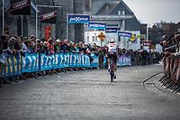 Jens Keukeleire (BEL/Lotto Soudal) pre race<br /> <br /> <br /> 82nd Gent – Wevelgem in Flanders Fields 2019 (1.UWT)<br /> Deinze – Wevelgem: 251,5km<br /> ©kramon
