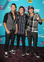 "FOX's ""The X Factor"" Finalists Party CA"
