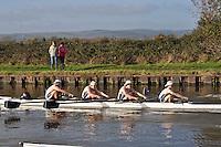 300 SHR Shrewsbury. Wycliffe Small Boats Head 2011. Saturday 3 December 2011. c. 2500m on the Gloucester Berkeley Canal