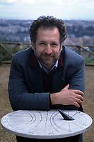 Stefano Chiarini, editore e giornalista. Journalist and publisher..