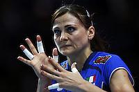 Valentina Arrighetti <br /> Milano 12-10-2014 Forum Assago Mondiali <br /> Volley Women's World Championship Italy 2014 <br /> Italia <br /> Foto Insidefoto