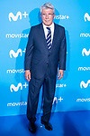 ¡Enrique Cerezo attends to blue carpet of presentation of new schedule of Movistar+ at Queen Sofia Museum in Madrid, Spain. September 12, 2018. (ALTERPHOTOS/Borja B.Hojas)