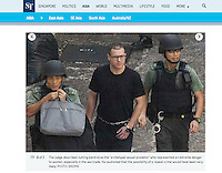 The Straights Times - Singapore<br /> British banker Rurik Jutting found guilty of murdering two Indonesian women in Hong Kong on 8th Nov, 2016