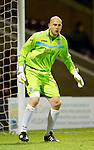 Motherwell v St Johnstone...10.11.10  .Peter Enckleman.Picture by Graeme Hart..Copyright Perthshire Picture Agency.Tel: 01738 623350  Mobile: 07990 594431