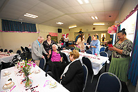 Jean Reid's 100th birthday high tea at Avalon Pavilion in Lower Hutt, New Zealand on Monday, 26 April 2021. Photo: Dave Lintott / lintottphoto.co.nz