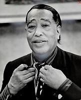 Jazz great Duke Ellington