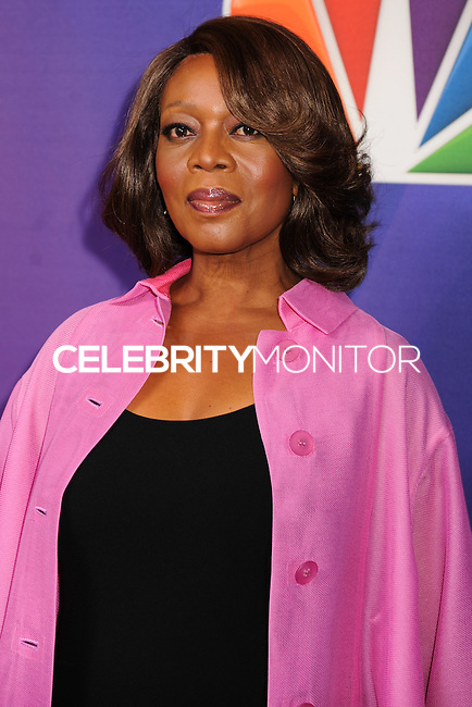 NEW YORK CITY, NY, USA - MAY 12: Alfre Woodard at the 2014 NBC Upfront Presentation held at the Jacob K. Javits Convention Center on May 12, 2014 in New York City, New York, United States. (Photo by Celebrity Monitor)