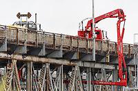 2017 04 30 MTL Nouveau Pont CHAMPLAIN -  Conf presse
