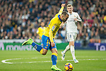 Jese Rodriguez of UD Las Palmas  during the match of Spanish La Liga between Real Madrid and UD Las Palmas at  Santiago Bernabeu Stadium in Madrid, Spain. March 01, 2017. (ALTERPHOTOS / Rodrigo Jimenez)