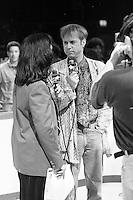 June 5, 1992 - Montreal (Qc) CANADA  - Denis Bouchard, Ligue nationale d'improvisation