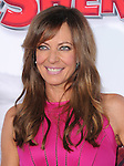 Allison Janney attends The Twentieth Century Fox and Dreamwork Animation Holly-Woof Premiere of Mr. Peabody & Sherman Premiere held at The Regency Village Westwood in Westwood, California on March 05,2014                                                                               © 2014 Hollywood Press Agency