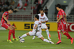 Lekhwiya vs Persepolis during the 2015 AFC Champions League Group A match on April 22, 2015 at the Abdullah Bin Khalifa Stadium in Doha, Qatar. Photo by Adnan Hajj / World Sport Group