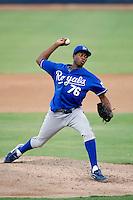 Robinson Yambati - AZL Royals - 2010 Arizona League.Photo by:  Bill Mitchell/Four Seam Images..