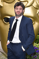 Harry Peacock<br /> arrives for the BAFTA TV Craft Awards 2016 at the Brewery, Barbican, London<br /> <br /> <br /> ©Ash Knotek  D3109 24/04/2016