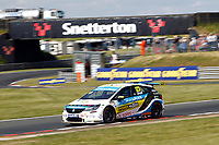 Rounds 3,4 & 5 of the 2020 British Touring Car Championship. #123 Daniel Lloyd. Power Maxed Car Care Racing. Vauxhall Astra