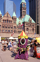 Toronto Annual Art Show. <br /> Original on slide. Tiff file is available on request.