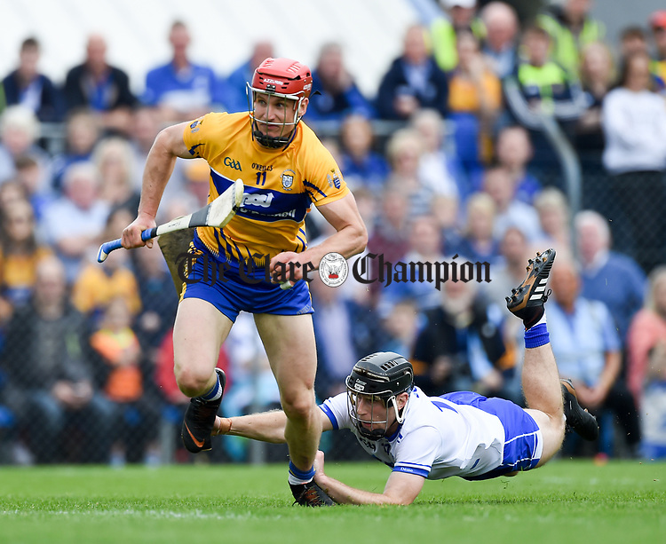 Tom Devine of Waterford during their Munster  championship round robin game at Cusack Park Photograph by John Kelly.