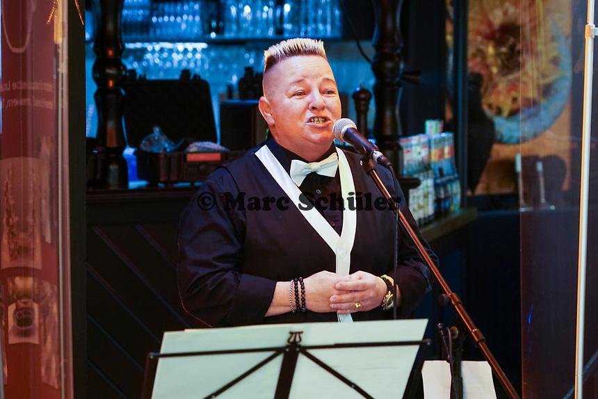Woody Feldmann tritt auf - Moerfelden-Walldorf 27.02.2021: Pianoabend mit Ralf Baitinger & Friends