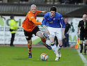 14/04/2010   Copyright  Pic : James Stewart.sct_jsp02_dundee_utd_v_rangers  .::  KYLE LAFFERTY GETS AWAY FROM GARRY KENNETH ::  .James Stewart Photography 19 Carronlea Drive, Falkirk. FK2 8DN      Vat Reg No. 607 6932 25.Telephone      : +44 (0)1324 570291 .Mobile              : +44 (0)7721 416997.E-mail  :  jim@jspa.co.uk.If you require further information then contact Jim Stewart on any of the numbers above.........
