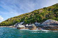 Mary Point, St. John<br /> In between Francis Bay and Leinster Bay<br /> Virgin Islands