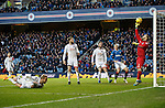 Scott Fox saves Ross County as Andrew Davies heads towards his own goal