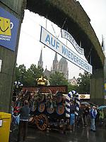 Auf Wiedersehen Oktoberfest - Munich, Germany
