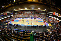 SPENS dvorana total Kosarka, Srbija - Nemacka, kvalifikacije za svetsko prvenstvo, Novi Sad, SPENS,  2.7.1018. Jul 2. 2018.  (credit image & photo: Pedja Milosavljevic / STARSPORT)