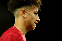 21st September 2021; Carrow Road, Norwich, England; EFL Cup Footballl Norwich City versus Liverpool; Kaide Gordon of Liverpool