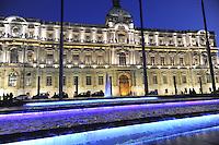 - Marsiglia, palazzo della Prefettura<br /> <br /> - Marseille, the Prefecture palace
