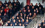 26.01.2020 Hearts v Rangers: Rangers directors box