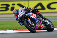 Alex Lowes Pata Yamaha WorldSBK Team during the 2019 World Superbike Championship Prosecco DOC UK Round 8 at Donington Park GP Race Circuit, Donington Park, England on 5th to 7th July 2019. Photo by Ian Hopgood.
