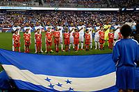 Honduras vs Costa Rica, July 7, 2017