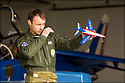 -2008- Salon de Provence- Patrouille de France, Capitaine Ludovic Bourgeon.