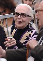 Barbara Bain @ her Walk of Fame ceremony held @ 6767 Hollywood blvd.<br /> April 28, 2016