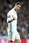 Real Madrid's Cristiano Ronaldo during Champions League 2016/2017 Round of 16 1st leg match. February 15,2017. (ALTERPHOTOS/Acero)