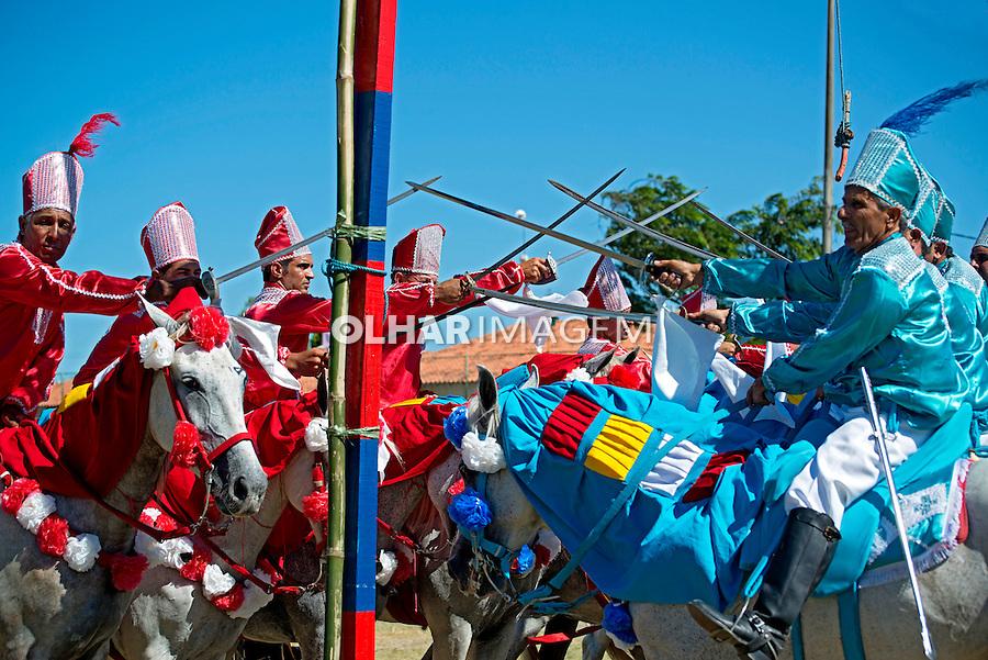 Festa Cavalhada de Santo Amaro em Campos dos Goytacazes. Rio de Janeiro. 2014. Foto de Luciana Whitaker.
