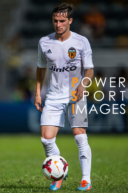 Pablo Piatti of Valencia CF in action during LFP World Challenge 2014 between Valencia CF vs BC Rangers FC on May 28, 2014 at the Mongkok Stadium in Hong Kong, China. Photo by Victor Fraile / Power Sport Images