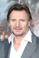 Liam Neeson at the film premiere of 'Battleship,' at the NOKIA Theatre at L.A. LIVE in Los Angeles, California. May, 10, 2012. © mpi20/MediaPunch Inc.