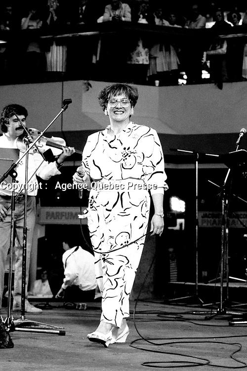 May 12, 1985 File Photo -