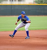 Fernando Cruz / Kansas City Royals 2008 Instructional League..Photo by:  Bill Mitchell/Four Seam Images