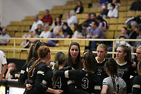 Michele Smith head volleyball coach for Bentonville on Thursday, Oct.  7, 2021, during play at Tiger Arena in Bentonville. Visit nwaonline.com/211008Daily/ for today's photo gallery.<br /> (Special to the NWA Democrat-Gazette/David Beach)