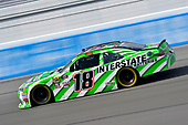NASCAR Xfinity Series<br /> Boyd Gaming 300<br /> Las Vegas Motor Speedway, Las Vegas, NV USA<br /> Saturday 3 March 2018<br /> Kyle Busch, Joe Gibbs Racing, Toyota Camry Interstate Batteries<br /> World Copyright: Nigel Kinrade<br /> NKP / LAT Images