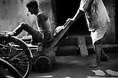 Fighting leprosy by Maciej Jeziorek