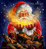 Marcello, CHRISTMAS SANTA, SNOWMAN, WEIHNACHTSMÄNNER, SCHNEEMÄNNER, PAPÁ NOEL, MUÑECOS DE NIEVE, paintings+++++,ITMCXM2173,#x#