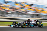 8th October 2021; Formula 1 Turkish Grand Prix 2021 free practise at the Istanbul Park Circuit, Istanbul;  HAMILTON Lewis gbr, Mercedes AMG F1 GP W12 E Performance